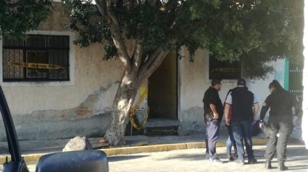 Encuentran cuerpos de 4 en finca de Guadalajara