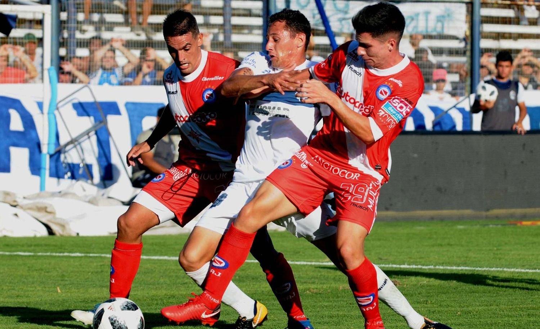 Así continúa la primera fecha de la Superliga argentina