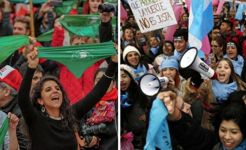 El debate del aborto y la corrupción golpean con saña ala Argentina