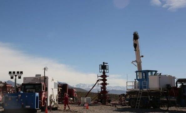 El fracking ya es una realidad en Mendoza