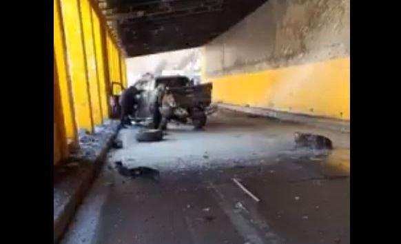Accidente de tránsito en un paso fronterizo en Chile: dos muertos