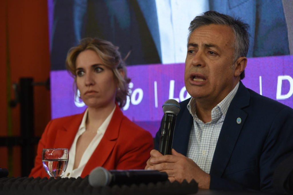 Cambia Mendoza Alfredo Cornejo Omar De Marchi Jimena Latorre UCR PASO Elecciones 2019