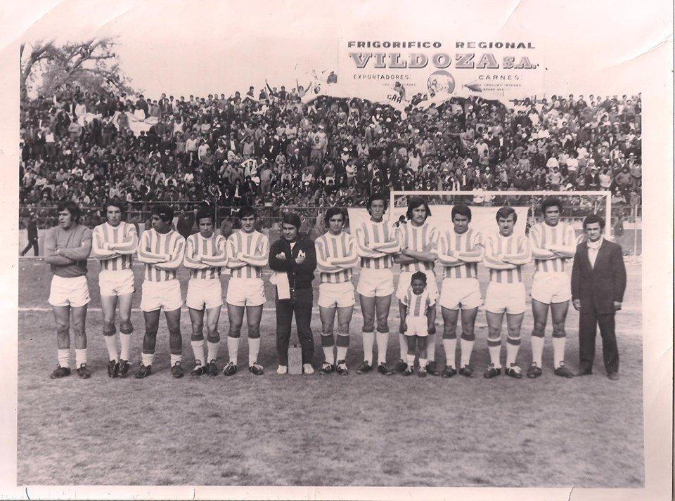 Atlético Argentino Boli Norberto Oscar Ugliardi