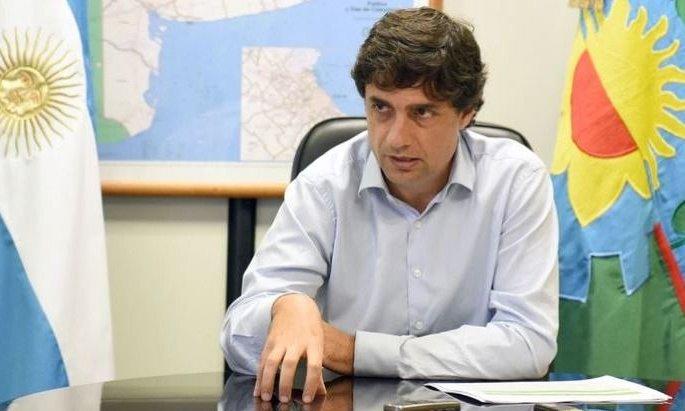 """Hernán Lacunza: """"No vamos a permitir una corrida cambiaria irracional"""""""