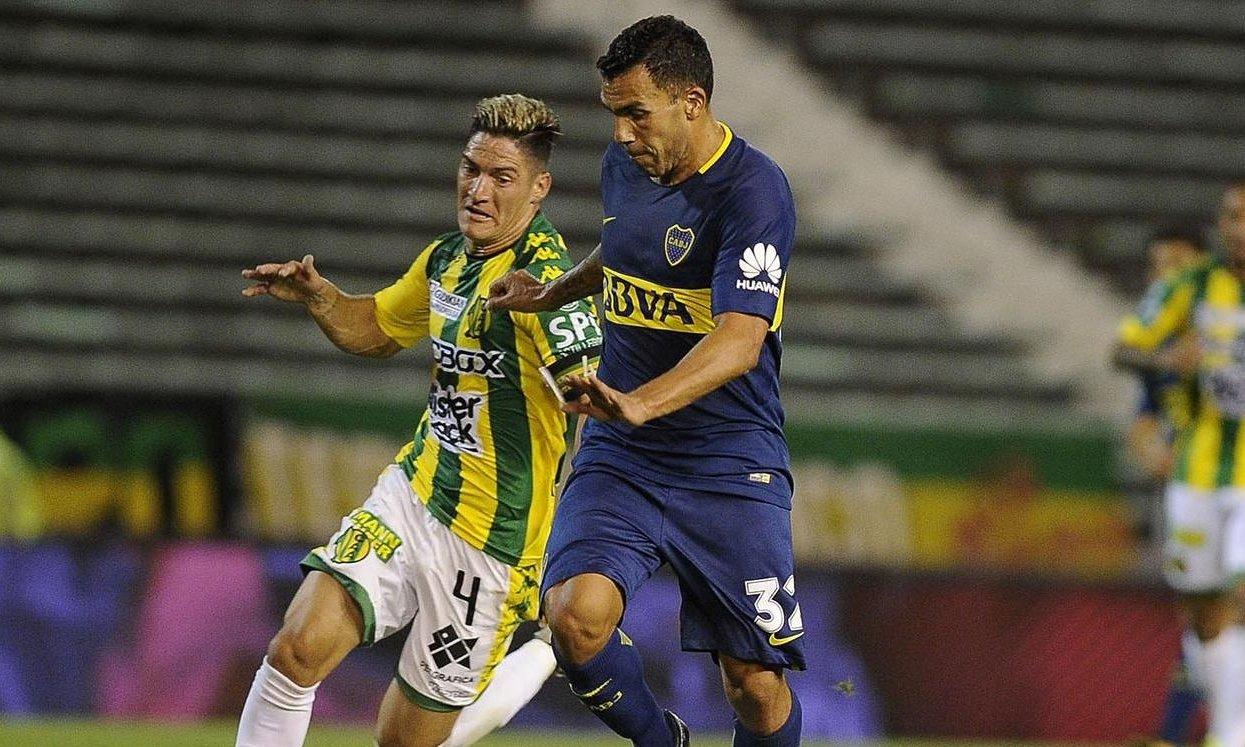 Superliga: Boca enfrenta a Aldosivi en La Bombonera