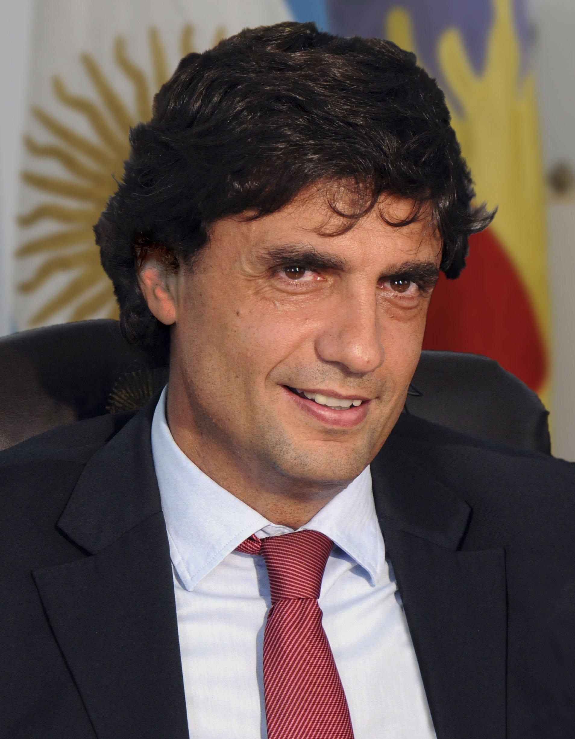 Hernán Lacunza Guido Sandleris Mauricio Macri FMI Banco Central Christine Lagarde