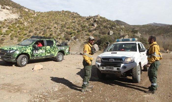 El Gobierno realiza operativos para evitar incendios en el Manzano Histórico