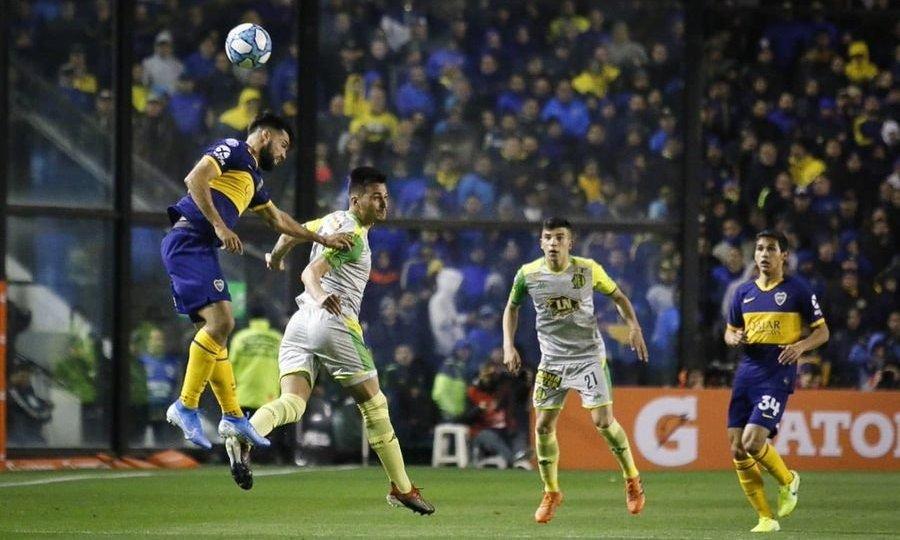 Superliga: Boca derrotó a Aldosivi y se prendió arriba