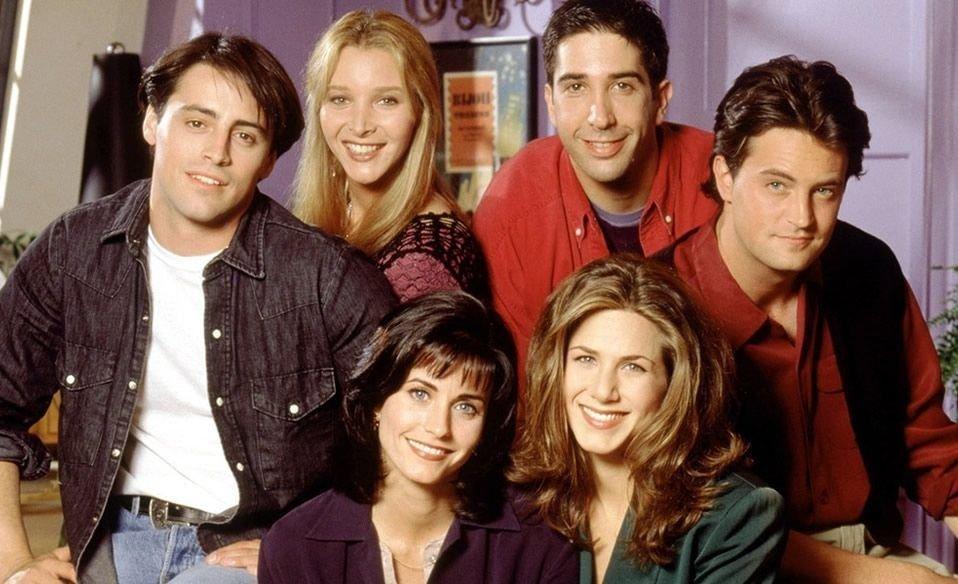 Ofrecen 1.000 dólares por ver 25 horas de Friends en su aniversario