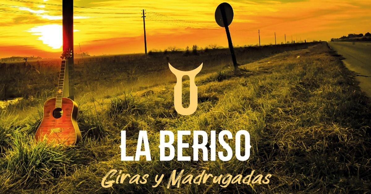 """La Beriso presenta su nuevo álbum """"Giras y Madrugadas"""""""