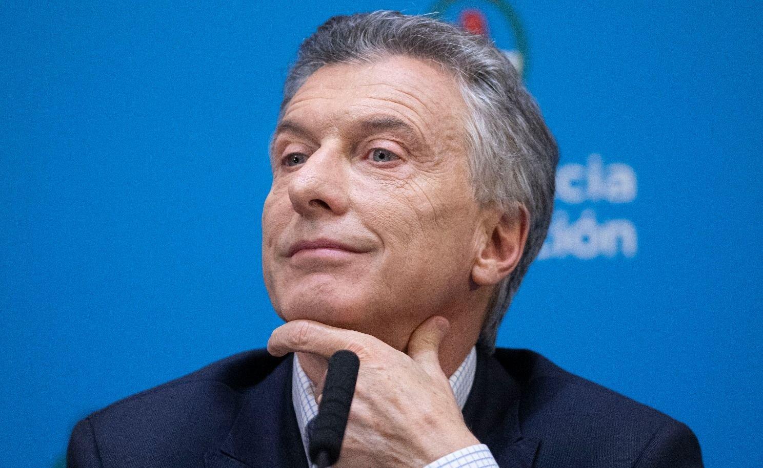 """Mauricio Macri: """"El dólar se va a quedar donde está"""""""
