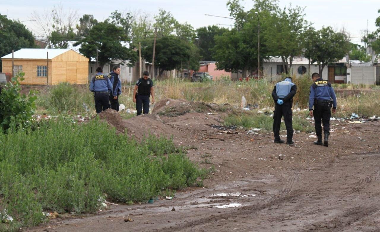 Rivadavia: encontraron el cuerpo desmembrado de un hombre junto a una moto