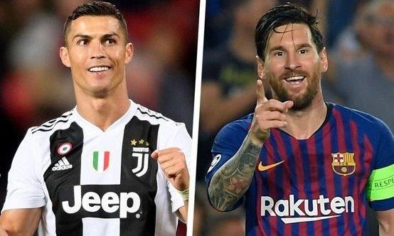 """Cristiano Ronaldo: """"Admiro mucho la carrera de Lionel Messi"""""""