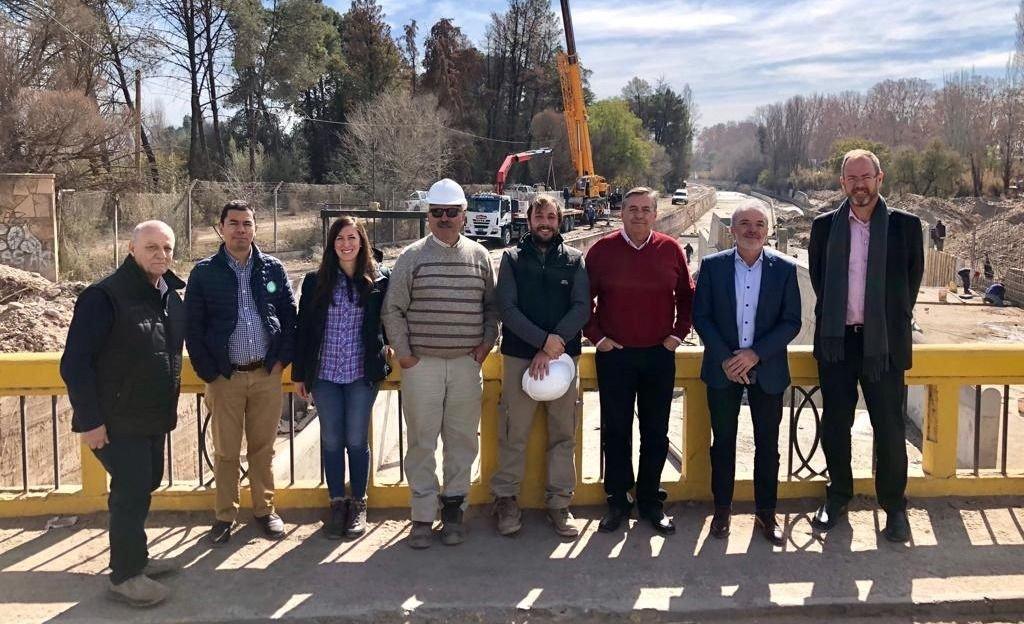 Mendoza avanza con los 'Fondos del Agua'