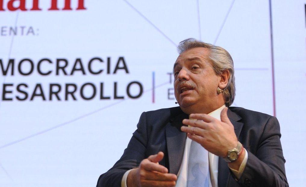 """Alberto Fernández: """"Vamos a pagar la deuda"""""""