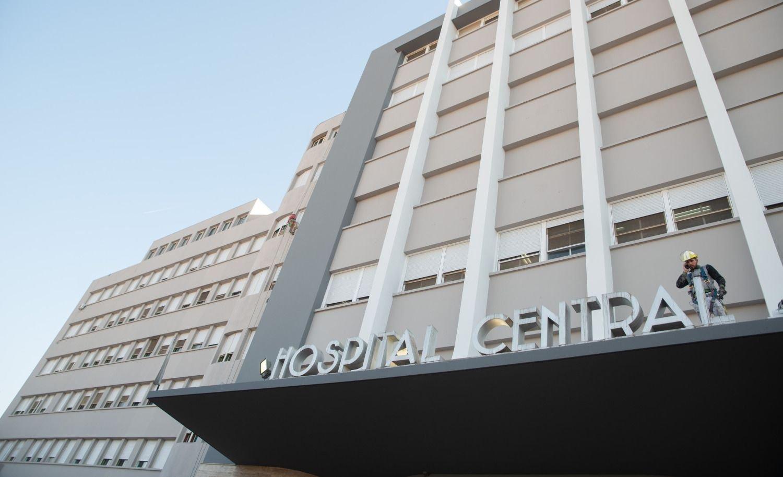 En imágenes: el avance de obras en el Hospital Central