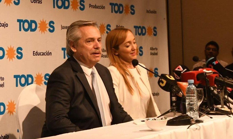 "Alberto Fernández: ""Confío en que Mendoza nos siga acompañando"""