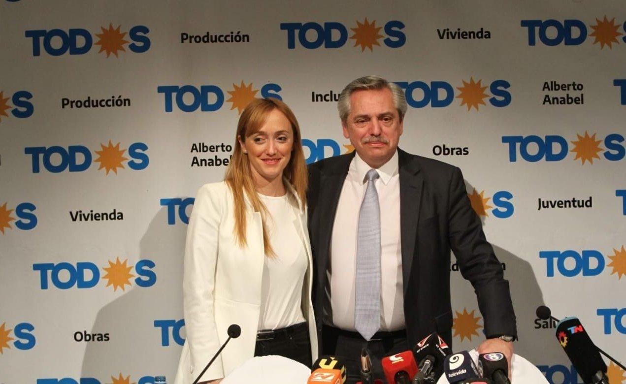 """Alberto Fernández a El Ciudadano: """"Con Anabel pensamos y soñamos el mismo país"""""""