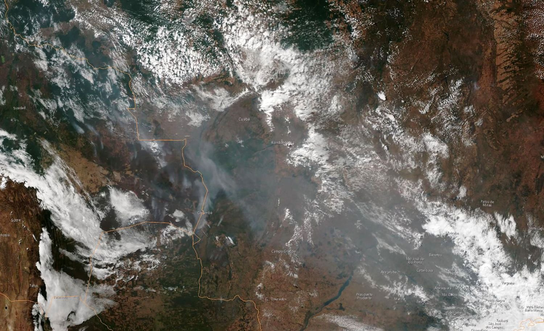 Macri ofreció ayuda a Brasil por los incendios en la Amazonía