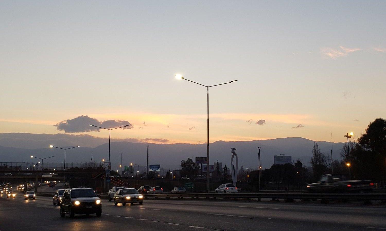 Pronóstico del tiempo: desciende la temperatura este lunes en Mendoza