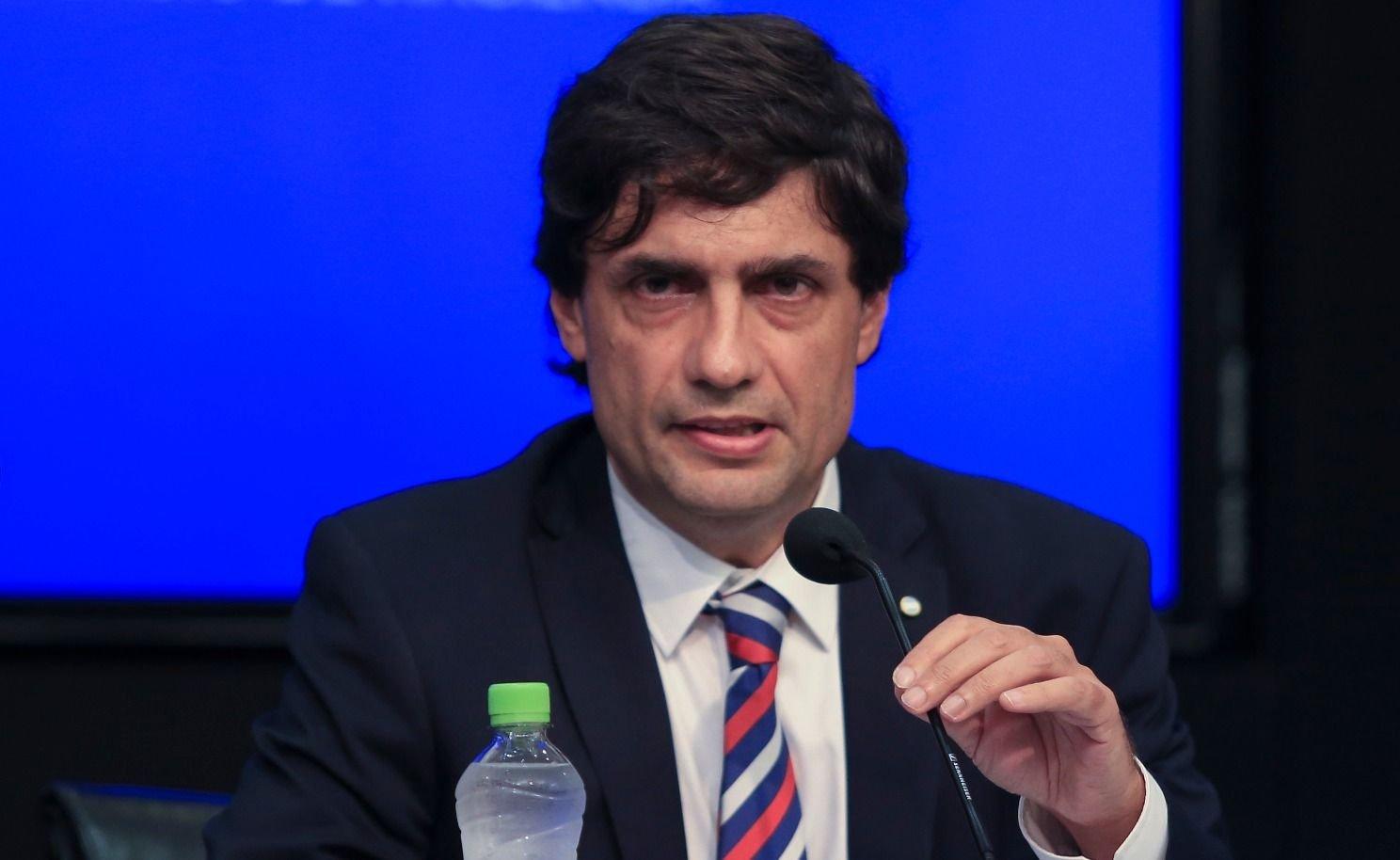 Hernán Lacunza negó que la fuga de capitales se financie con préstamos del FMI