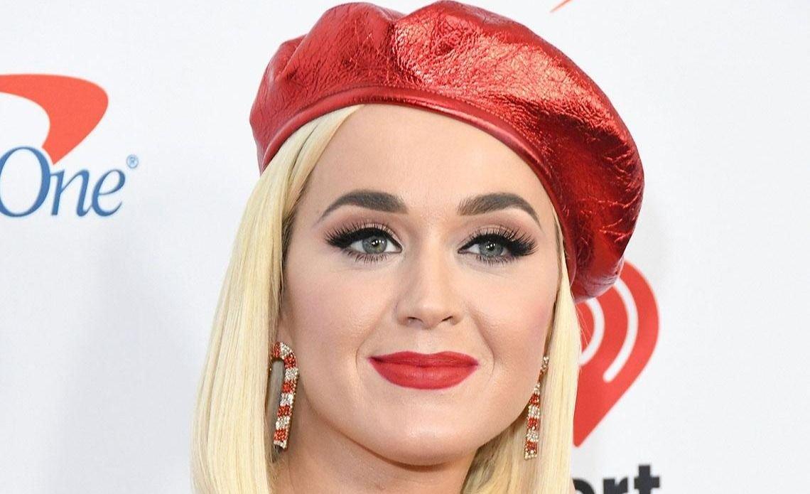 """Katy Perry dio un nuevo adelanto de su álbum """"Smile"""""""