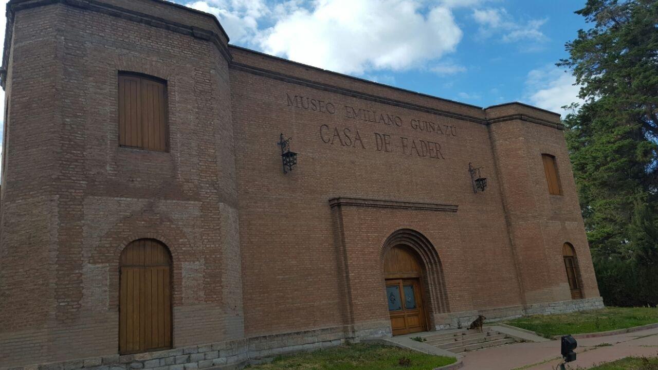 Iniciaron las obras en el Museo Fader