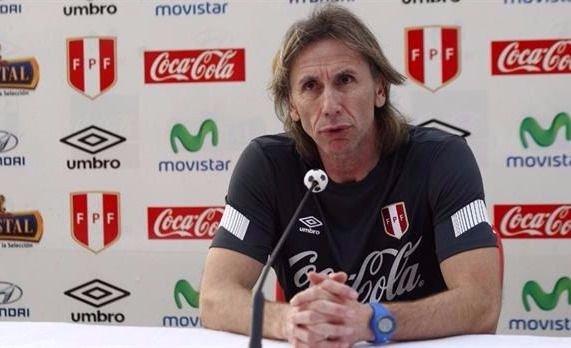 Gareca asegura continuidad en Perú — Fútbol