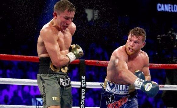 """Canelo"" Álvarez y Golovkin empataron en la pelea del año"