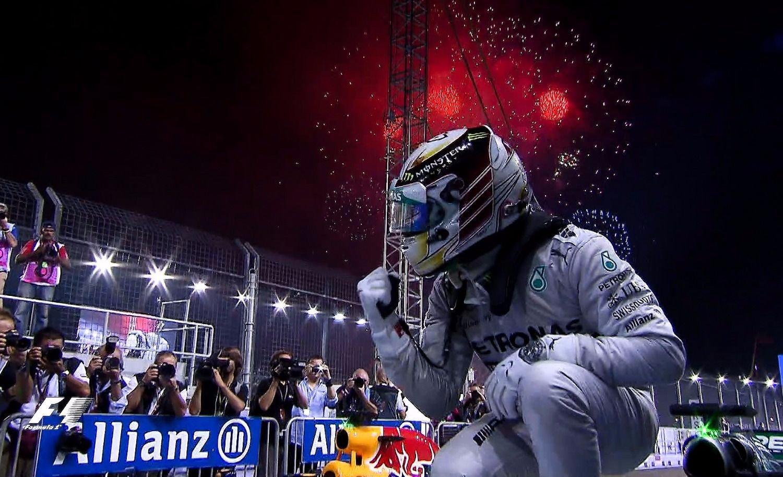 Hamilton amplía su ventaja en el Mundial de Fórmula 1