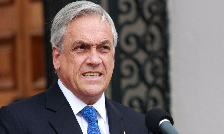 Piñera llamó a buscar tres acuerdos para salir de la crisis
