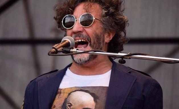 Fito Páez pidió por Santiago Maldonado en un recital en San Carlos
