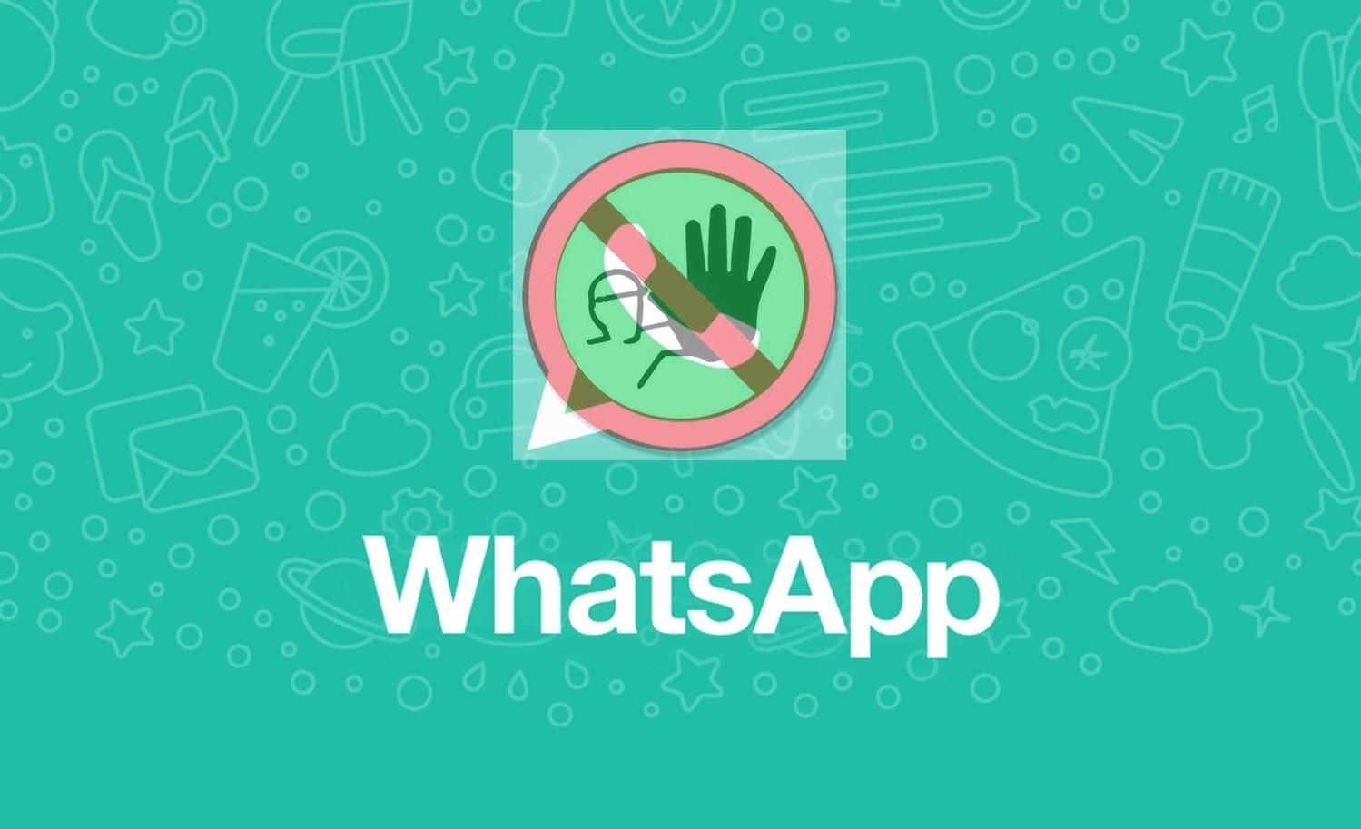 Persona bloqueada en Whatsapp