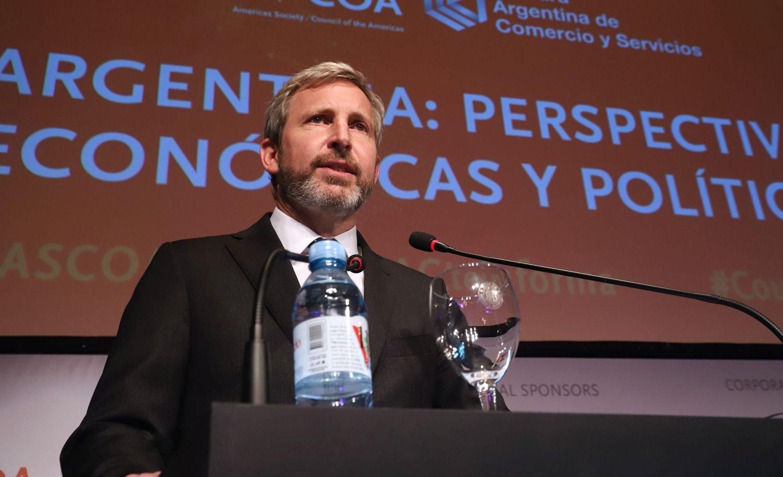 """Rogelio Frigerio: """"El pago del bono es obligatorio"""""""