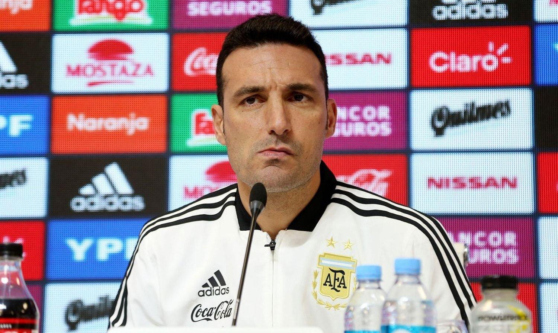 Scaloni dio la lista de convocados a la Selección Argentina para los amistosos de septiembre