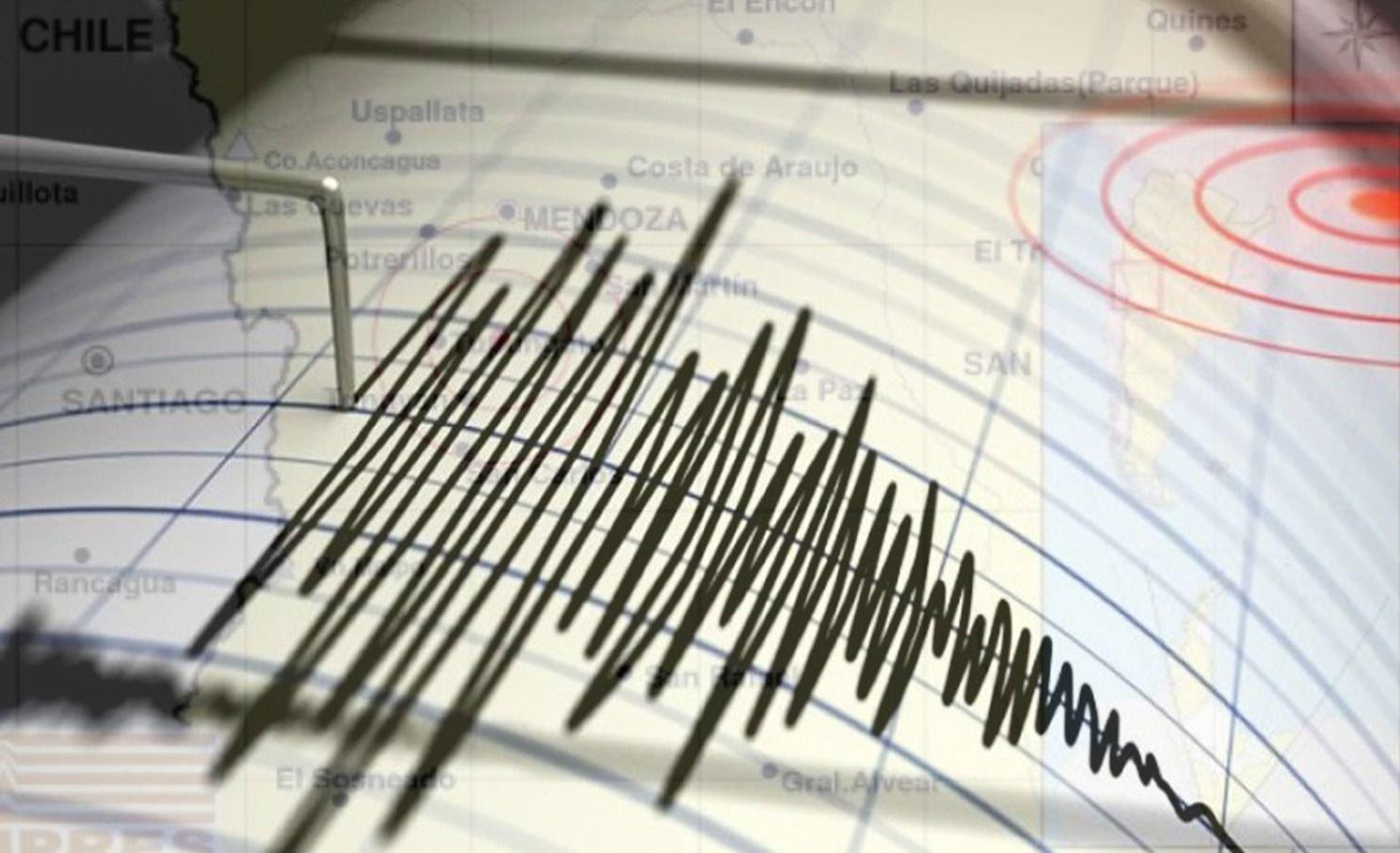 Una cadena de sismos en San Juan asustó a varios