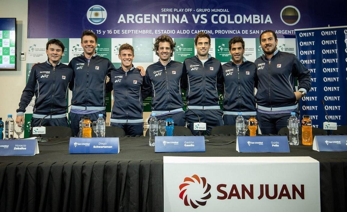 copa davis argentina