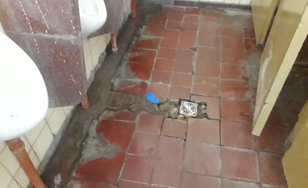 SUTE denuncia problemas edilicios en la escuela Rawson de Godoy Cruz