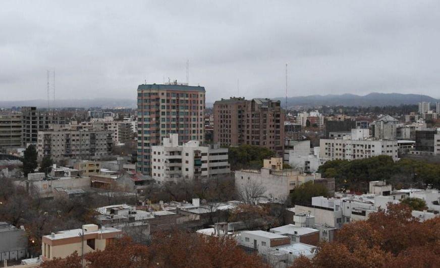 Alerta meteorológica por fuertes vientos en Mendoza