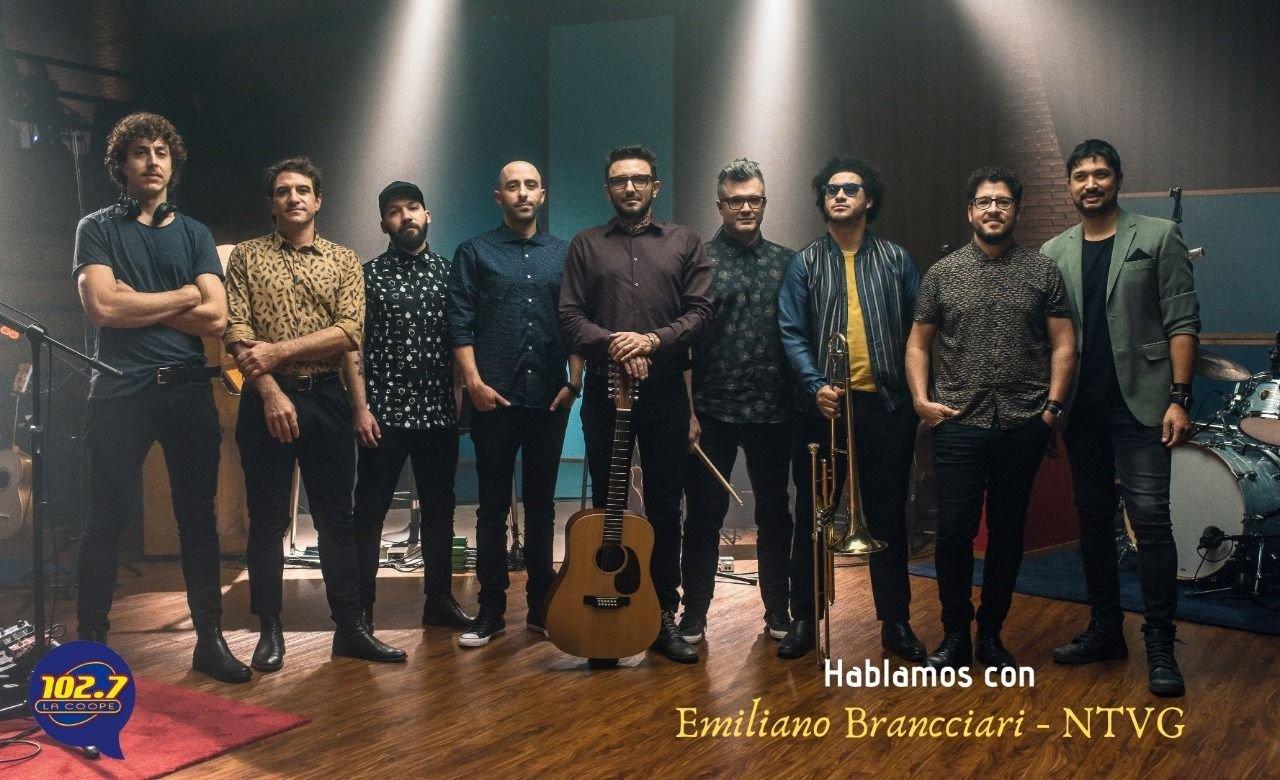 Emiliano Brancciari de NTVG habló en Bien de Mañana