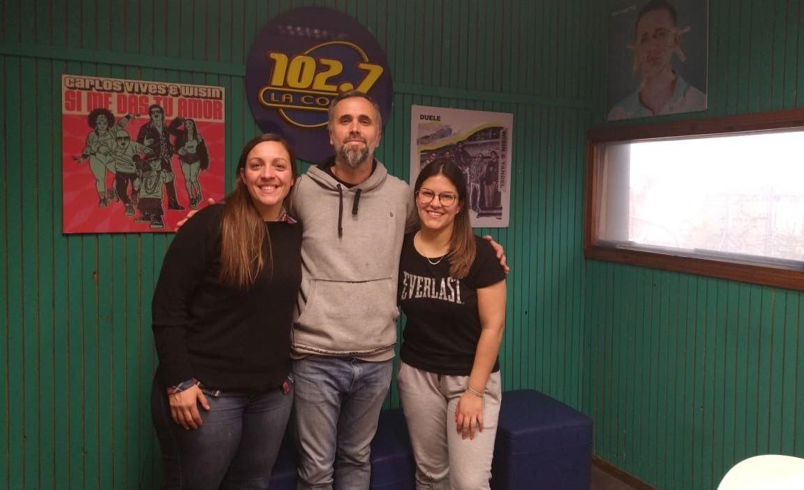 """El comediante Juan Barraza llegó a La Coope con """"Hasta ahora"""""""