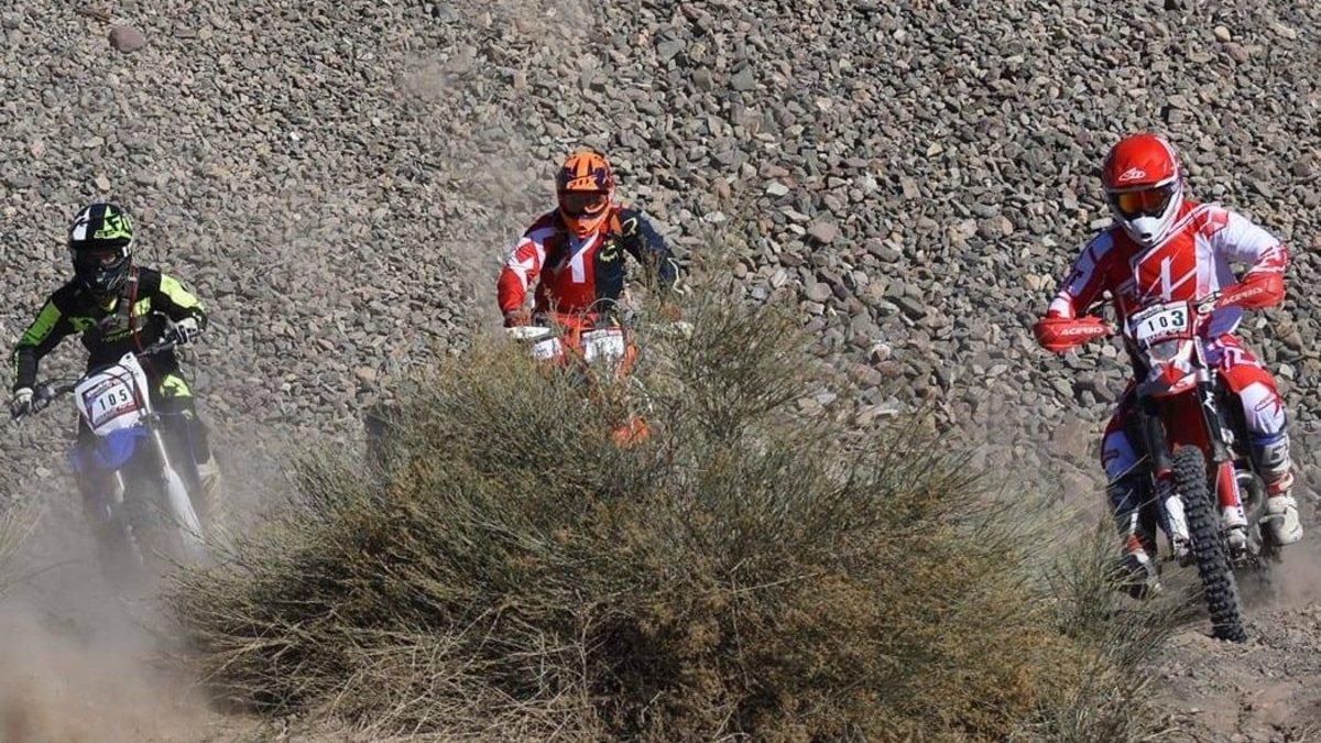 En Mendoza se disputa el Aconcagua Enduro Challenge 2019