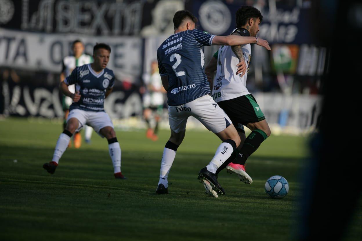 Independiente Rivadavia Nueva Chicago Primera Nacional Bautista Gargantini Lepra Luciano Theiler