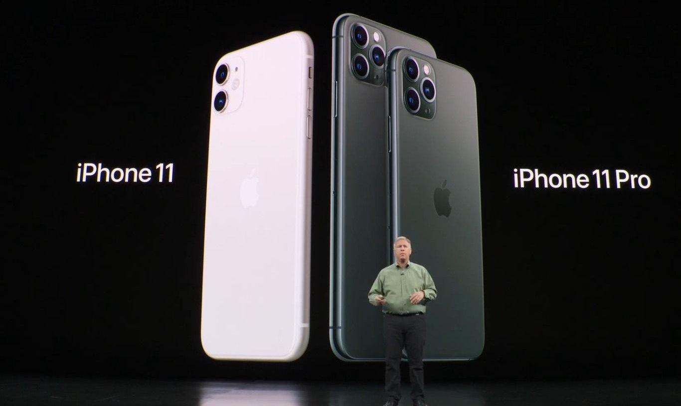Apple presentó el iPhone 11, su nuevo teléfono inteligente