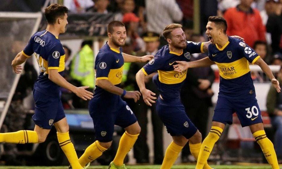 Superliga: Boca y Estudiantes de La Plata se enfrentan en la Bombonera