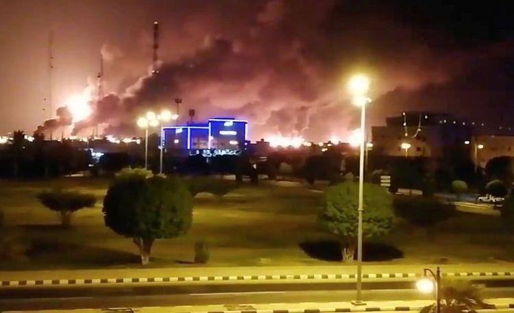 Se dispara el precio del petróleo luego del ataque en Arabia Saudita