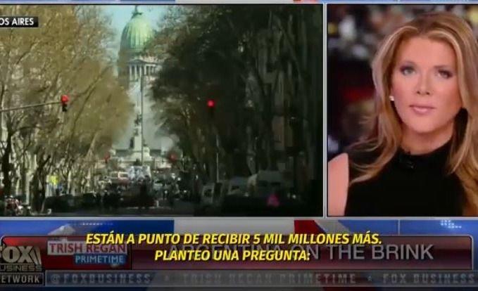 """Duro informe de la Fox News: """"La Argentina está al borde del colapso"""""""