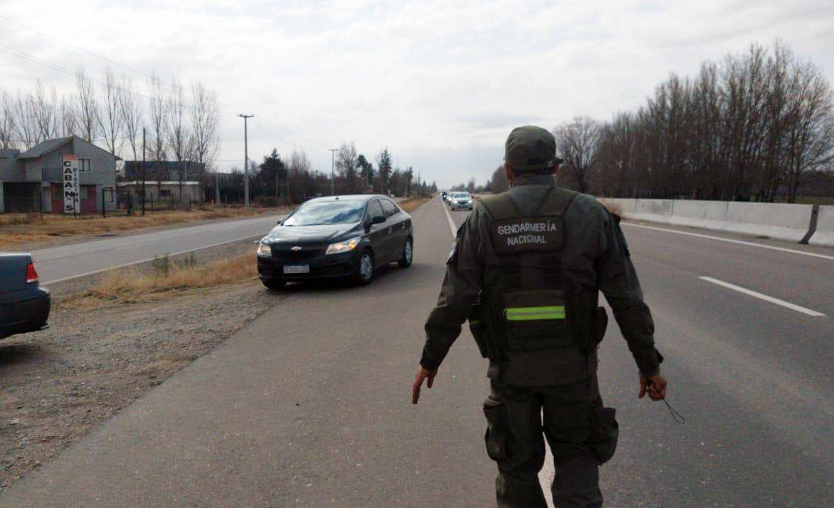 Gendarmería fue designada para proteger Vaca Muerta de ataques