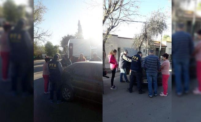 Detuvieron en Guaymallén a un narco con captura internacional