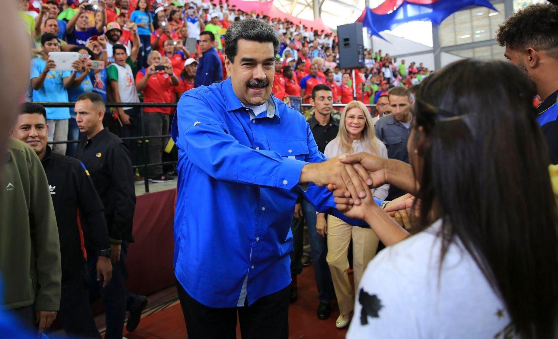 Dura respuesta de Maduro a Alberto Fernández por sus dichos sobre Venezuela